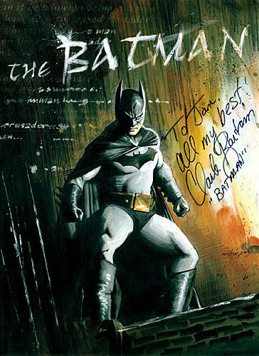Бэтмен тупик batman dead end 2003 текст цитаты